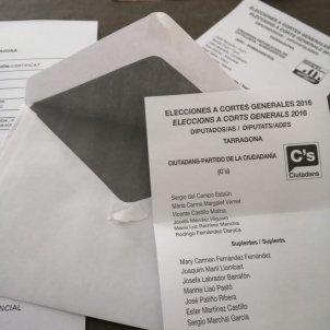 papereta ciutadans vot correu - J.R.