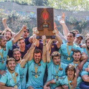 Barça Rugbi campió Jaume Andreu