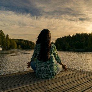 Meditación Pixabay