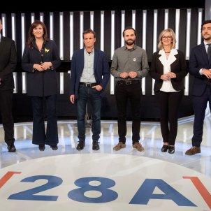 debat 28A TVE EFE