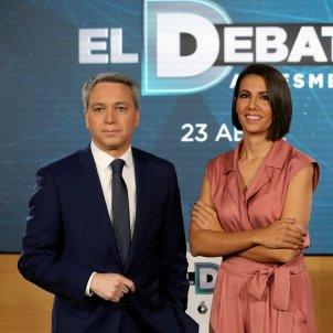 Debat ATRESMEDIA 23 abril - Efe