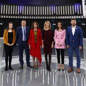 debat candidats TVE eleccions 28-A - Efe