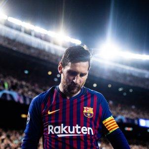 Messi Barça Manchester United Champions Europapress