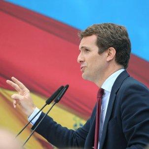 Pablo casado Partit Popular eleccions 28a - Efe