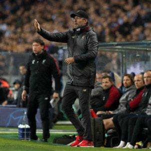 Jürgen Klopp Porto Liverpool Champions EFE