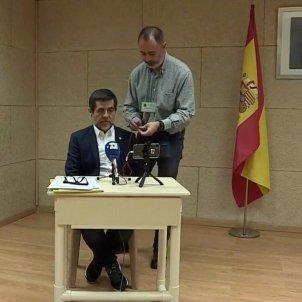 jordi sanchez bandera espanyola efe