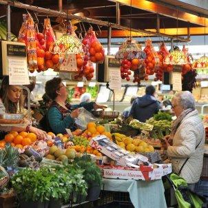 Consum IPC mercat
