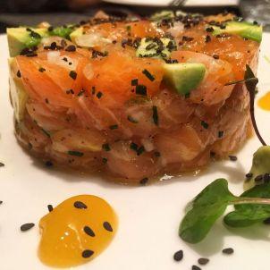 Tartar de salmó