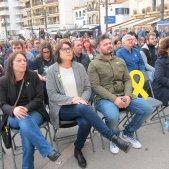 Diana Riba Gabriel Rufián eleccions 28-a - Europa Press