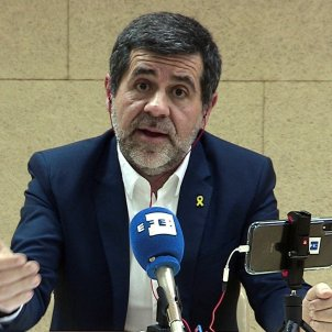 Jordi Sànchez EFE