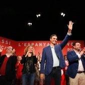 """Sánchez avisa els independentistes des de Catalunya: """"Quan dic no és no"""""""