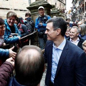 Pedro Sànchez campanya electoral EFE