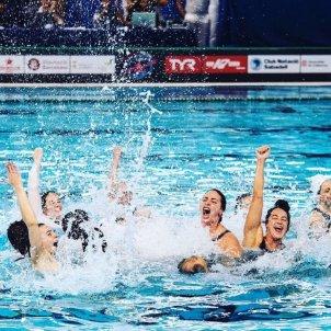 Sabadell waterpolo femení @CN Sabadell