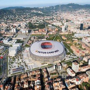 Espai Barça nou Camp Nou FC Barcelona