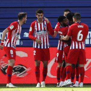 Eibar Atlètic de Madrid celebració gol EFE
