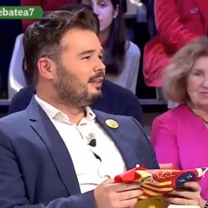 Rufián debat Sexta Noche