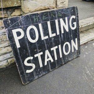 polling station - pixabay