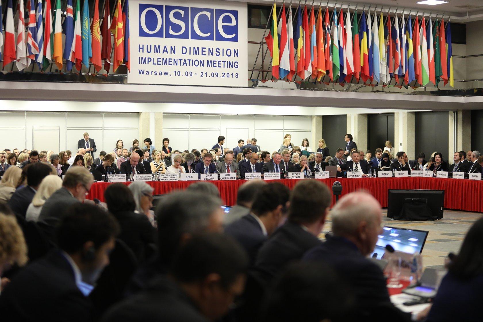 reunio Oficina d'Institucions Democràtiques i Drets Humans OSCE OIDDH - Facebook OIDDH
