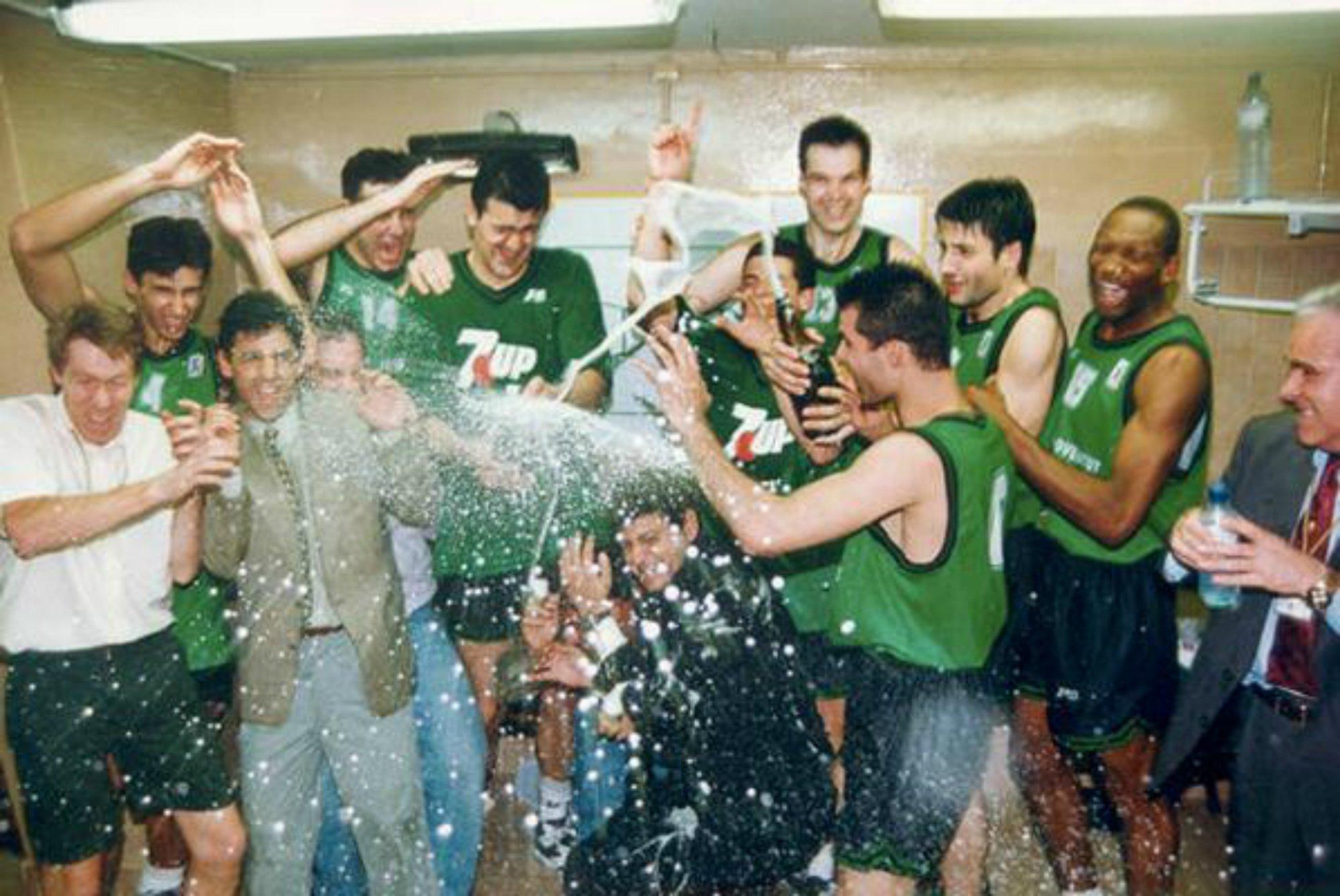 Joventut Badalona Lliga Europea @Penya1930