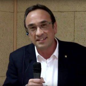 Josep Rull míting JxCat Soto Real   captura pantalla