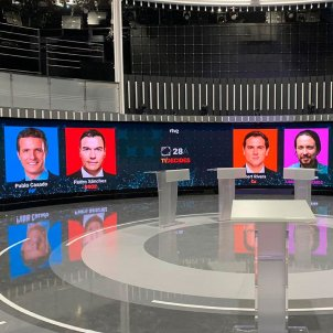 RTVE debate 22 abril