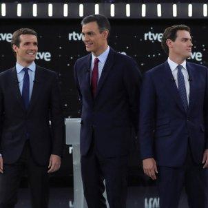 Debat electoral TVE EFE