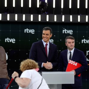debat electoral 28-A 2 EFE