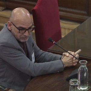 Declaració agent mossos d'Esquadra judici procés