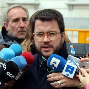 Pere Aragonés Madrid ACN