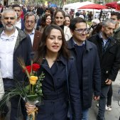 Ines Arrimadas Ciutadans Sant Jordi Barcelona - ACN