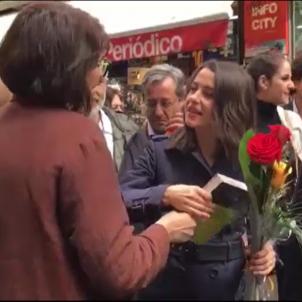 Dianara Riba ERC Ines Arrimadas Cs Sant Jordi llibre romeva