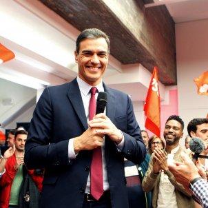 Pedro Sanchez eleccions generals 2019 EFE