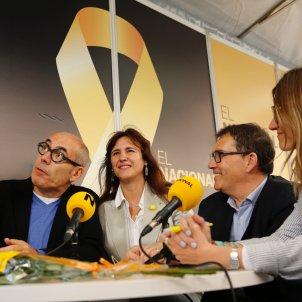 Laura Borràs Jaume Alonso Cuevillas Sant Jordi - Sergi Alcàzar