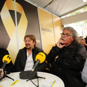 Joan Tardà Xavier Domènech Sant Jordi - Sergi Alcàzar