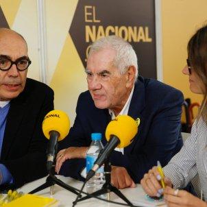 Ernest Maragall parada Sant Jordi El Nacional - Sergi Alcàzar