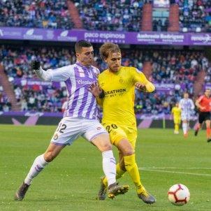 Muniesa Guardiola Valladolid Girona @RealValladolid