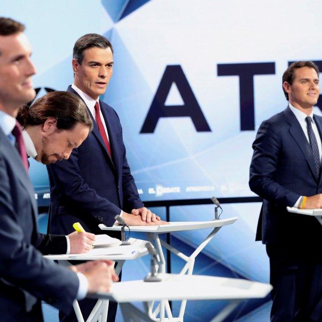 debat 4 atresmedia - efe