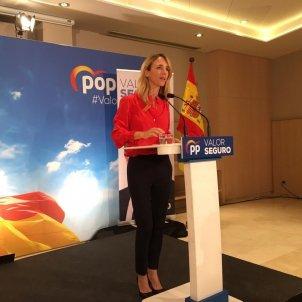 Cayetana Alvarez de Toledo Europa Press