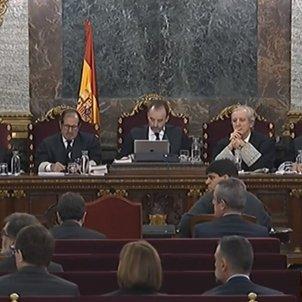 judici procés tribunal declaració unipost Barragan