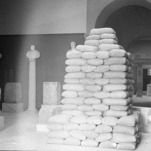 Arqueologia exili museu guerra civil MAC
