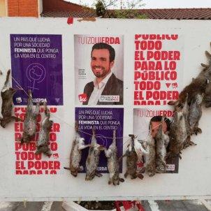 podemos conills morts @agarzon