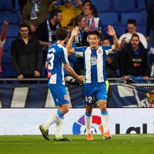 Wu Lei Espanyol Celta EFE