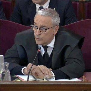 judici procés Melero Eynde EFE