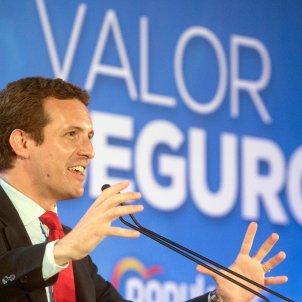 Pablo Casado PP eleccions 28a - Efe