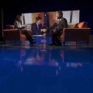Entrevista Arrimadas tv3