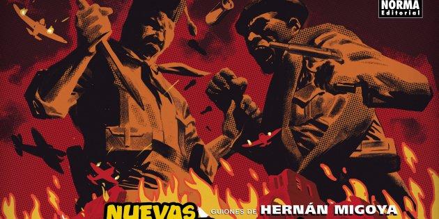 Hernán Migoya y otros, 'Nuevas hazañas bélicas'. Norma, 296 pp., 29,95 €.