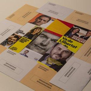Paperetes Eleccions Generals 28-A candidats cartells campanya - SergiAlcàzar