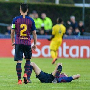 barça juvenil youth league FC Barcelona