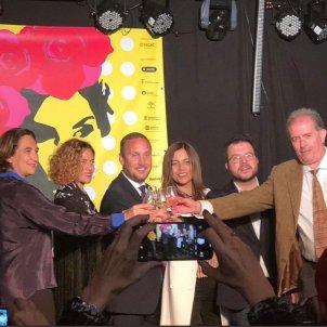 inauguració Fira abril Barcelona - Fecac