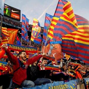 Afició Almogàvers Barça Llevant Lliga EFE